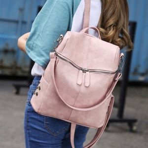 LAST- EMILEE Blush Love Backpack   - BLUSh